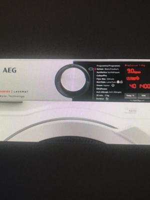 lave-linge AEG L9FEC96S série 9000